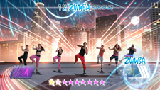 Zumba Fitness World Party Screenshot 1