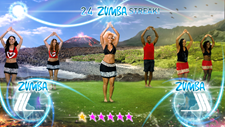 Zumba Fitness World Party Screenshot 2