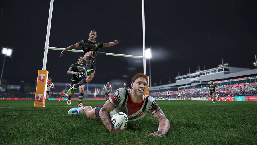 Rugby League Live 4 News Achievements Screenshots And