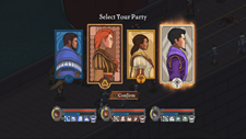 Masquerada: Songs and Shadows Screenshot 1