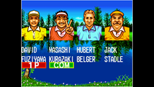 ACA NEOGEO TOP PLAYER'S GOLF Screenshot 2
