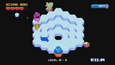 Q*bert REBOOTED: The XBOX One @!#?@! Edition Screenshot 7