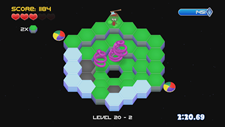 Q*bert REBOOTED: The XBOX One @!#?@! Edition Screenshot 8