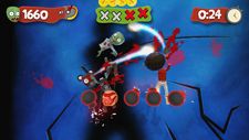 Slice Zombies for Kinect Screenshot 4