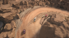 Mantis Burn Racing Screenshot 3