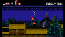 Bloodstained: Curse of the Moon Screenshot 4