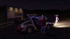 Back to the Future: The Game - 30th Anniversary Edition Screenshot 3