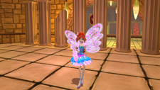 Winx Club: Alfea Butterflix Adventures Screenshot 1