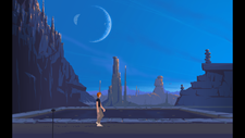 Another World: 20th Anniversary Edition Screenshot 1