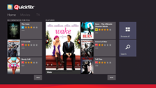 Quickflix Screenshot 1