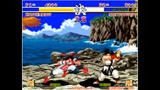ACA NEOGEO SAMURAI SHODOWN Screenshot 1