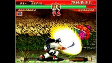ACA NEOGEO SAMURAI SHODOWN II Screenshot 2
