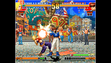 ACA NEOGEO THE KING OF FIGHTERS '97 Screenshot 2