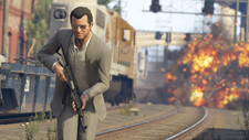 Grand Theft Auto V (JP) Screenshot 1