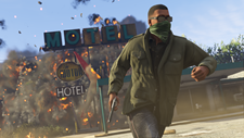 Grand Theft Auto V (JP) Screenshot 5