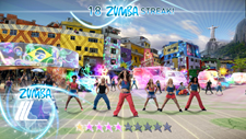 Zumba Fitness World Party (JP) Screenshot 1