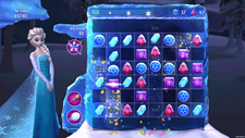 Frozen Free Fall: Snowball Fight Screenshot 1