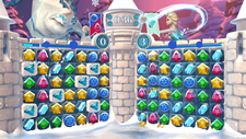 Frozen Free Fall: Snowball Fight Screenshot 3