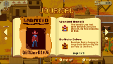 Westerado: Double Barreled Screenshot 2