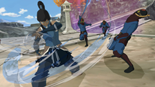 The Legend of Korra Screenshot 1