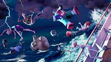 Hotel Transylvania 3: Monsters Overboard Screenshot 1