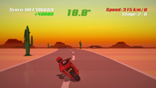 Super Night Riders Screenshot 1