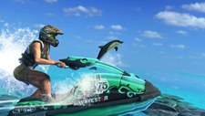 Aqua Moto Racing Utopia Screenshot 1