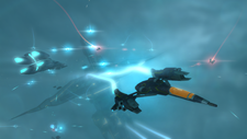 Strike Suit Zero: Director's Cut Screenshot 8