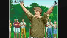 ACA NEOGEO BIG TOURNAMENT GOLF Screenshot 2