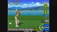 ACA NEOGEO BIG TOURNAMENT GOLF Screenshot 1