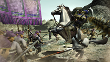 Dynasty Warriors 8 Empires Screenshot 2