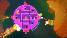 Lovers in a Dangerous Spacetime Screenshot 4