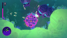 Lovers in a Dangerous Spacetime Screenshot 6
