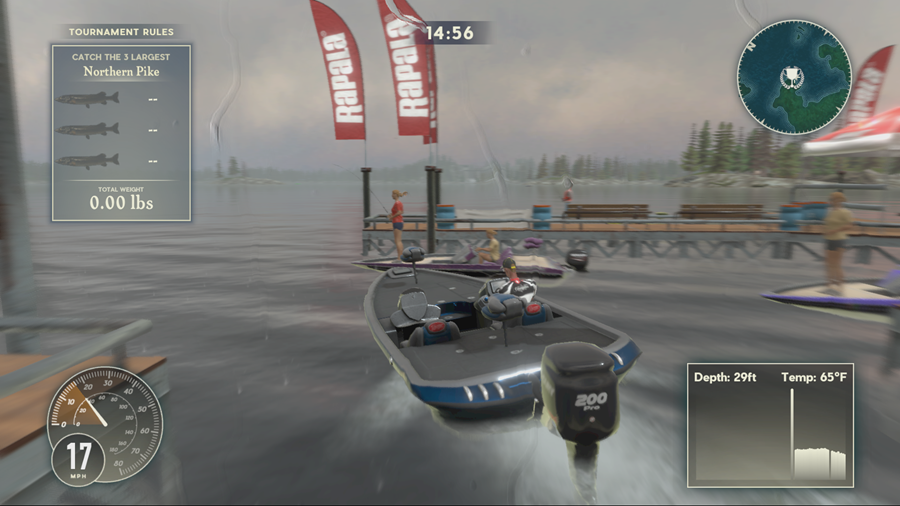 Rapala fishing pro series news and achievements for Rapala fishing pro series