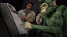 The Wolf Among Us Screenshot 2