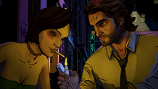 The Wolf Among Us Screenshot 3