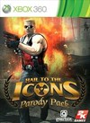 Hail to the Icons Parody Pack