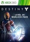 Destiny - Level 25 Warlock Pack