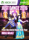 "Just Dance 2015 - ""India Waale"" by From the movie Happy New Year"