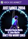 "Just Dance®2014 ""Don't You Worry Child"" by Swedish House Mafia Ft. John Martin"