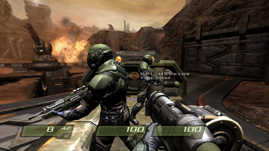 Quake 4 News, Achievements, Screenshots and Trailers