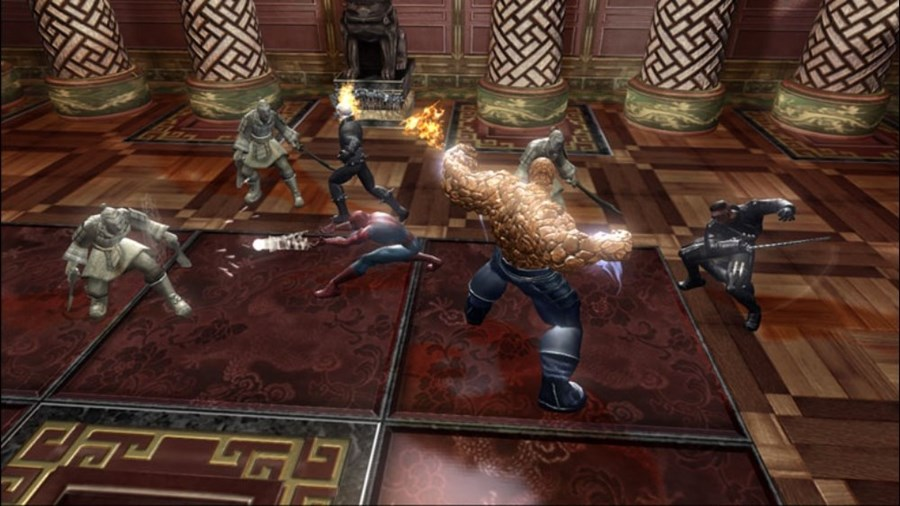 Marvel: ultimate alliance (xbox 360) news, achievements.