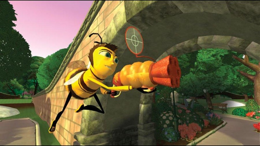 Bee Movie Game News Achievements Screenshots And Trailers