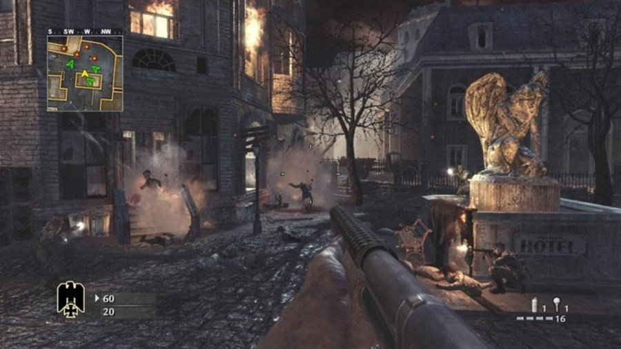 Call of duty world at war news and achievements trueachievements call of duty world at war screenshot 4 gumiabroncs Choice Image