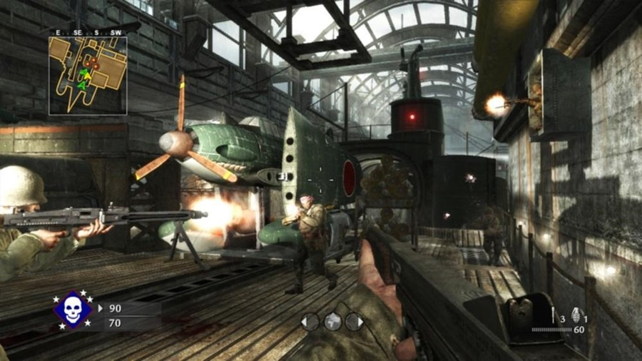 Call of duty world at war news and achievements trueachievements call of duty world at war screenshot 3 gumiabroncs Choice Image