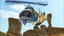 Monsters vs Aliens Screenshot 7