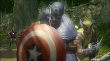 Marvel: Ultimate Alliance 2 (Xbox 360) Screenshot 4