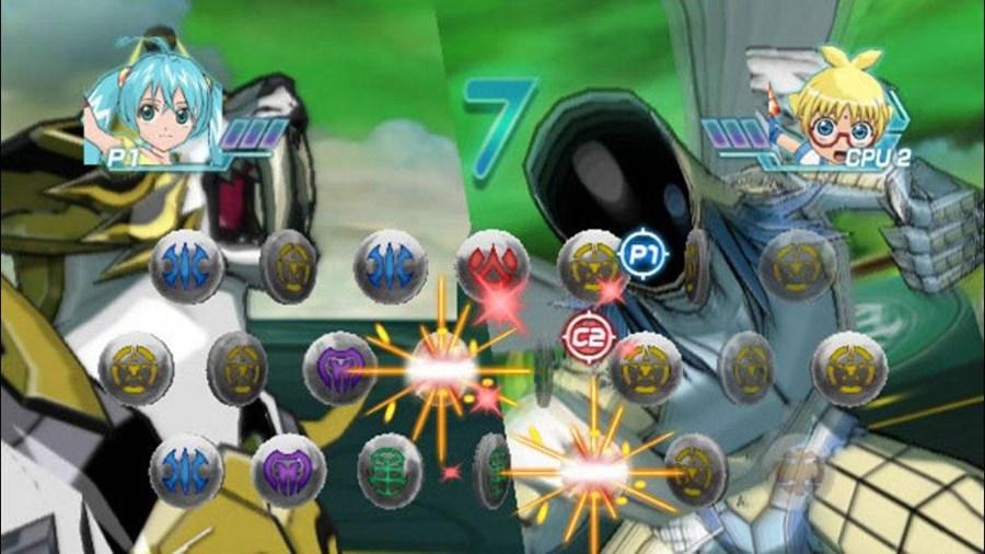 Bakugan: Battle Brawlers Screenshots