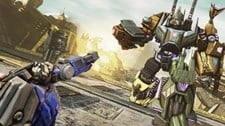 Transformers: Fall of Cybertron (Xbox 360) Screenshot 4