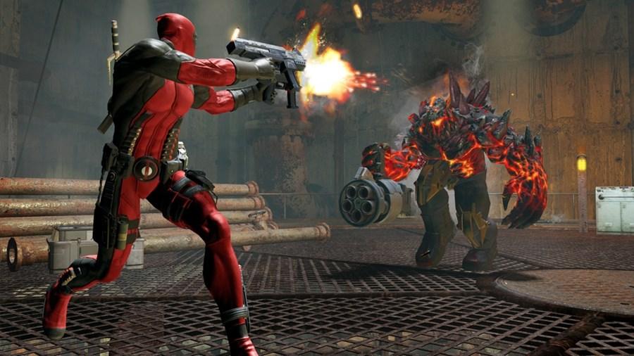 Deadpool Xbox 360 Screenshots